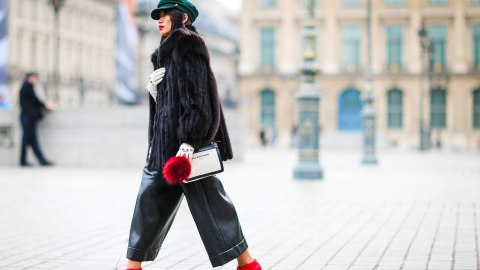 The Best Pairs of Leather Pants to Shop Right Now | StyleCaster