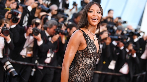 Naomi Campbell Shades Former 'Vogue' Editor Accused of Racism | StyleCaster