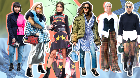 50 Ways to Master the Art of Outfit Layering | StyleCaster