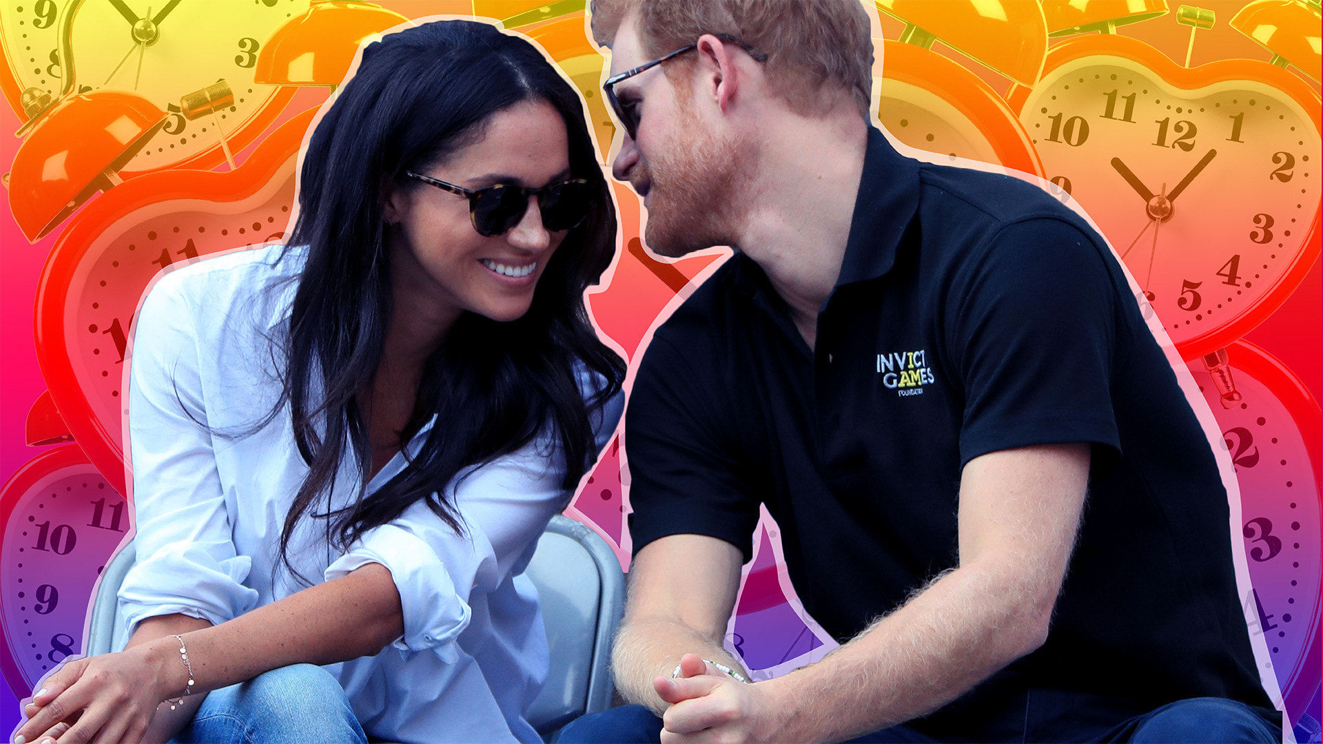 A Definitive Timeline of Meghan Markle and Prince Harry's Relationship in 2017