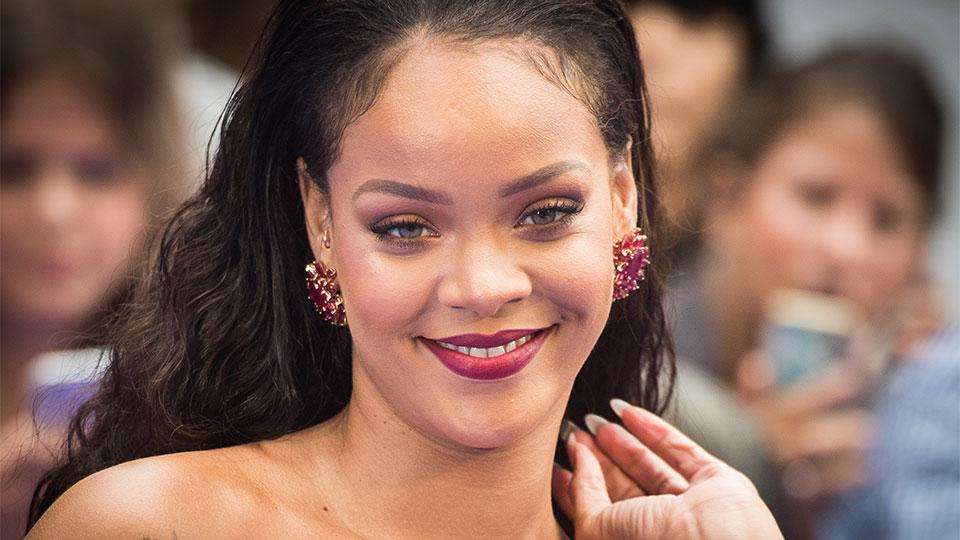 Rihanna Reveals Her Favorite Fenty Beauty Product