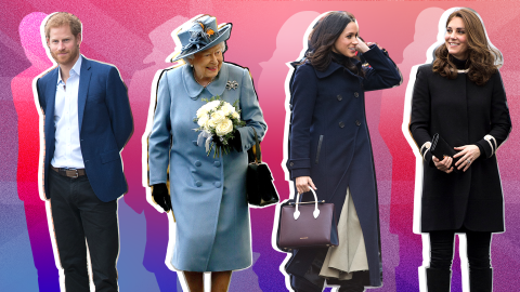 Do You Know These Strict Royal Family Dress Code Rules? | StyleCaster