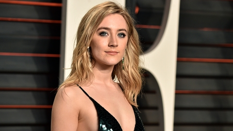Saoirse Ronan Showed Off Her Acne Scars for the Best Reason | StyleCaster