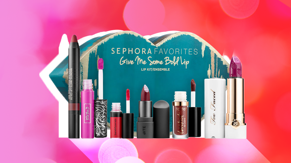 17 Sephora Holiday Gift Sets for the Beauty-Obsessed
