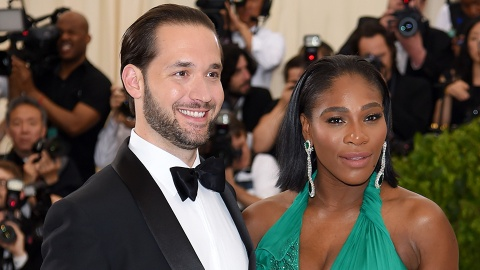 Serena Williams and Alexis Ohanian Are Officially Married   StyleCaster