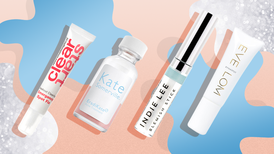10 Fast-Acting Spot Treatments for Random Breakouts