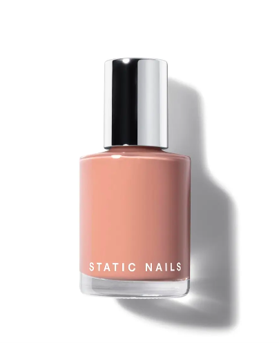 static nails liquid glass nail lacquer 10 Chic Winter Nail Colors That Dont Evoke Holiday Vibes