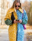 These Printed Coats Prove That Neutrals are Way Overrated