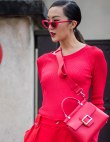 The Street Style Star Way to Wear a Monochromatic Outfit