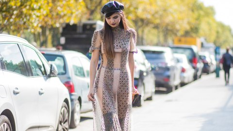 Naked Dresses You Need in Your Closet Immediately | StyleCaster