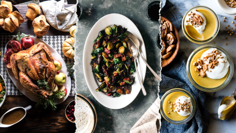50 Scrumptious Thanksgiving Recipes That Will Impress Your Fam   StyleCaster