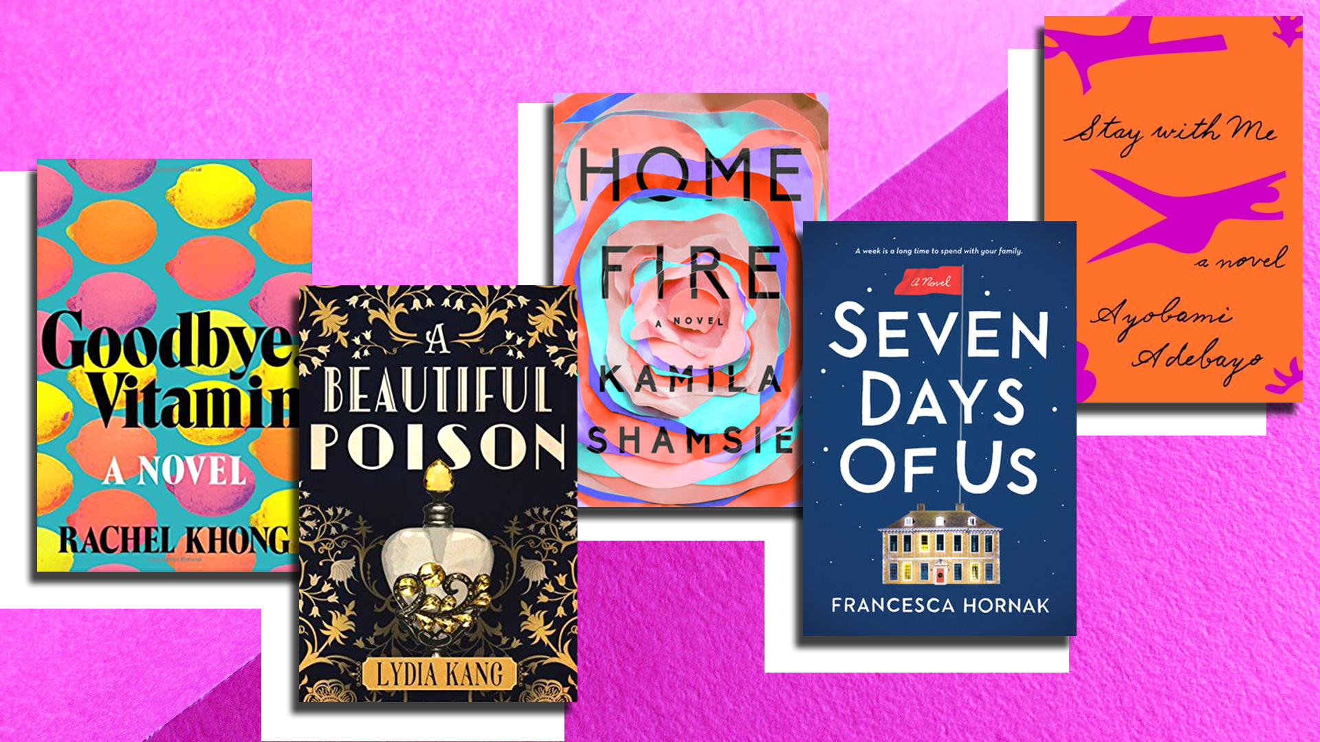 15 of the Best Books of 2017 to Curl up with This Winter
