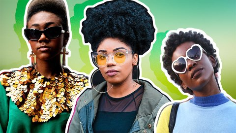 Curly Girls, These 60 Natural Hairstyles Are for You | StyleCaster