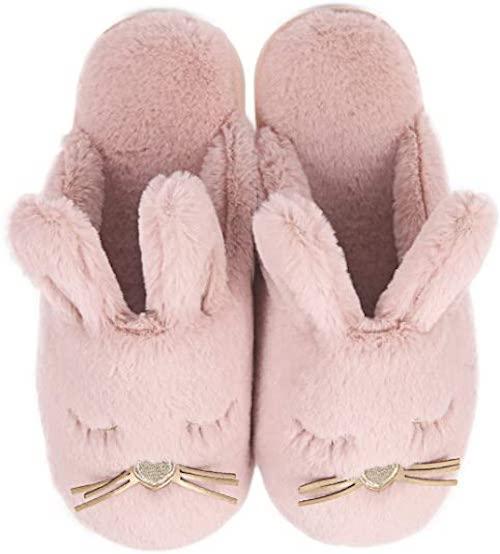 STYLECASTER | Best Slippers | bunny slippers