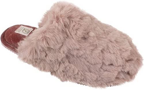 STYLECASTER | Best Slippers | rose pink slippers