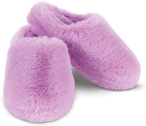 STYLECASTER | Best Slippers | lavender slippers
