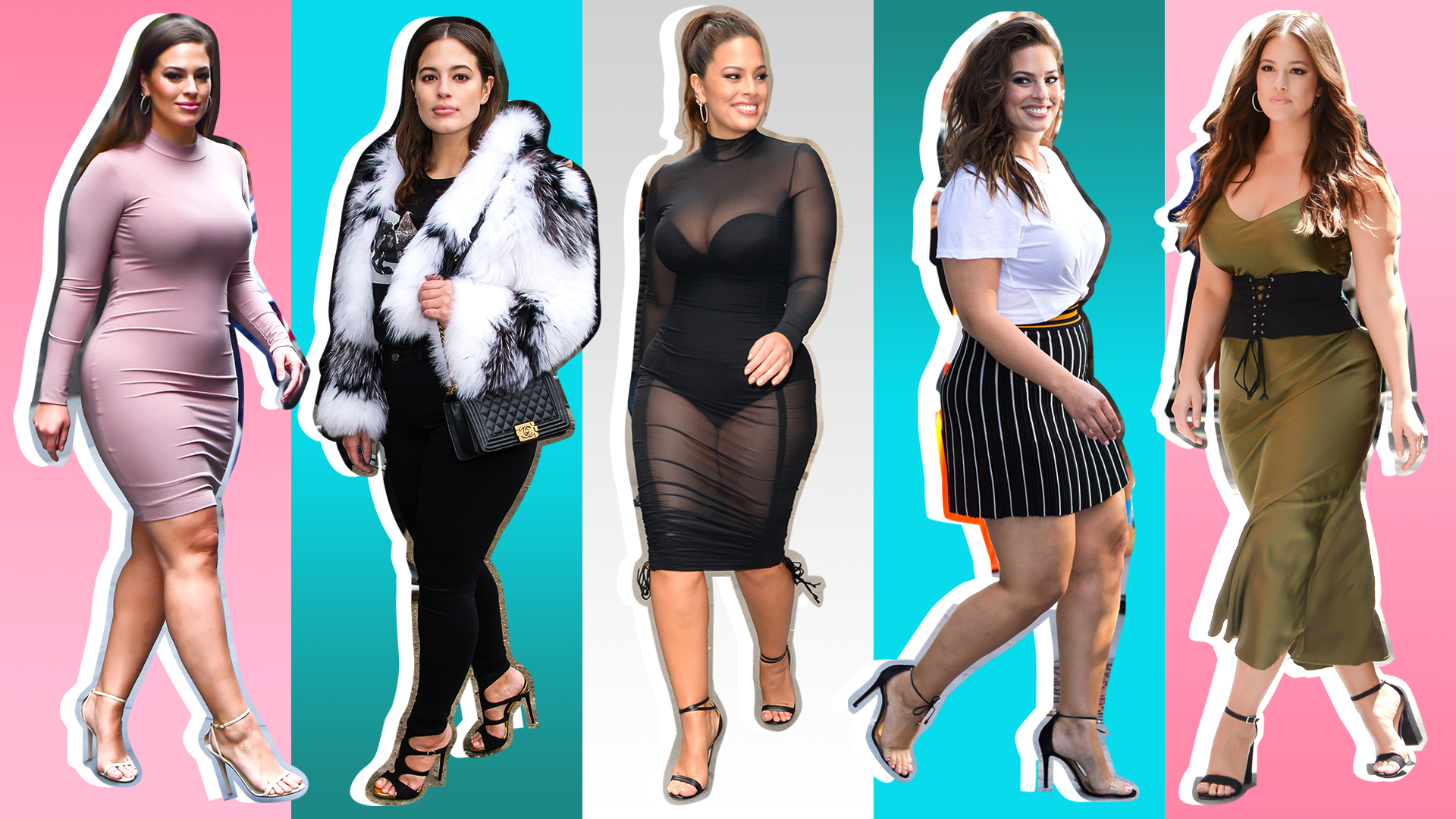 31 Times Ashley Graham Blew Us Away with Her Killer Outfits