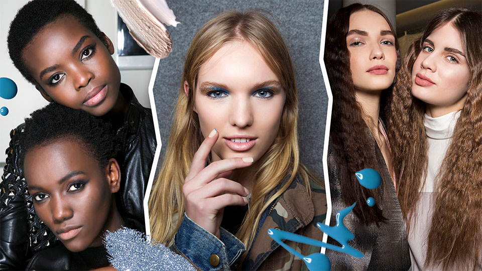 The Hair, Skin and Makeup Trends That Will Dominate 2018