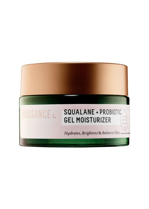STYLECASTER | What to Know About Squalane Oil | Biossance Gel Moisturizer