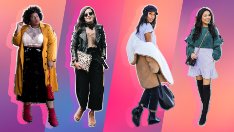 The Up-and-Coming Style Bloggers You Need to Follow Now | StyleCaster