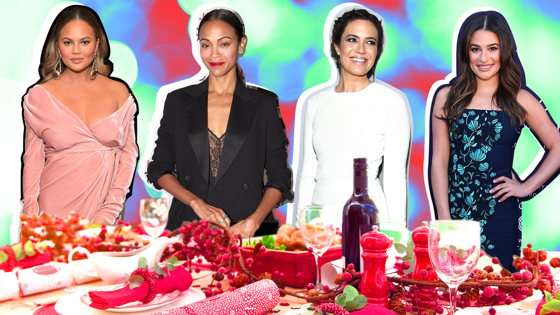 13 Celebrities' Go-To Holiday Recipes to Try Out in Your Kitchen