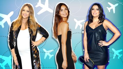 Steal These Celebrity-Approved Healthy Travel Secrets | StyleCaster