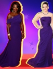 Every Celeb Who Has Worn Ultra Violet on the Red Carpet