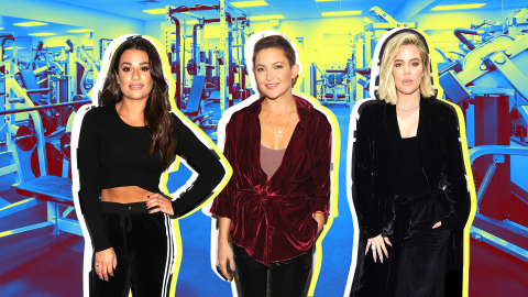 Break a Sweat with These Celeb-Approved Workouts | StyleCaster