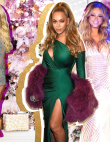 20 Celebrities Who Go All Out for Their Holiday Decorations