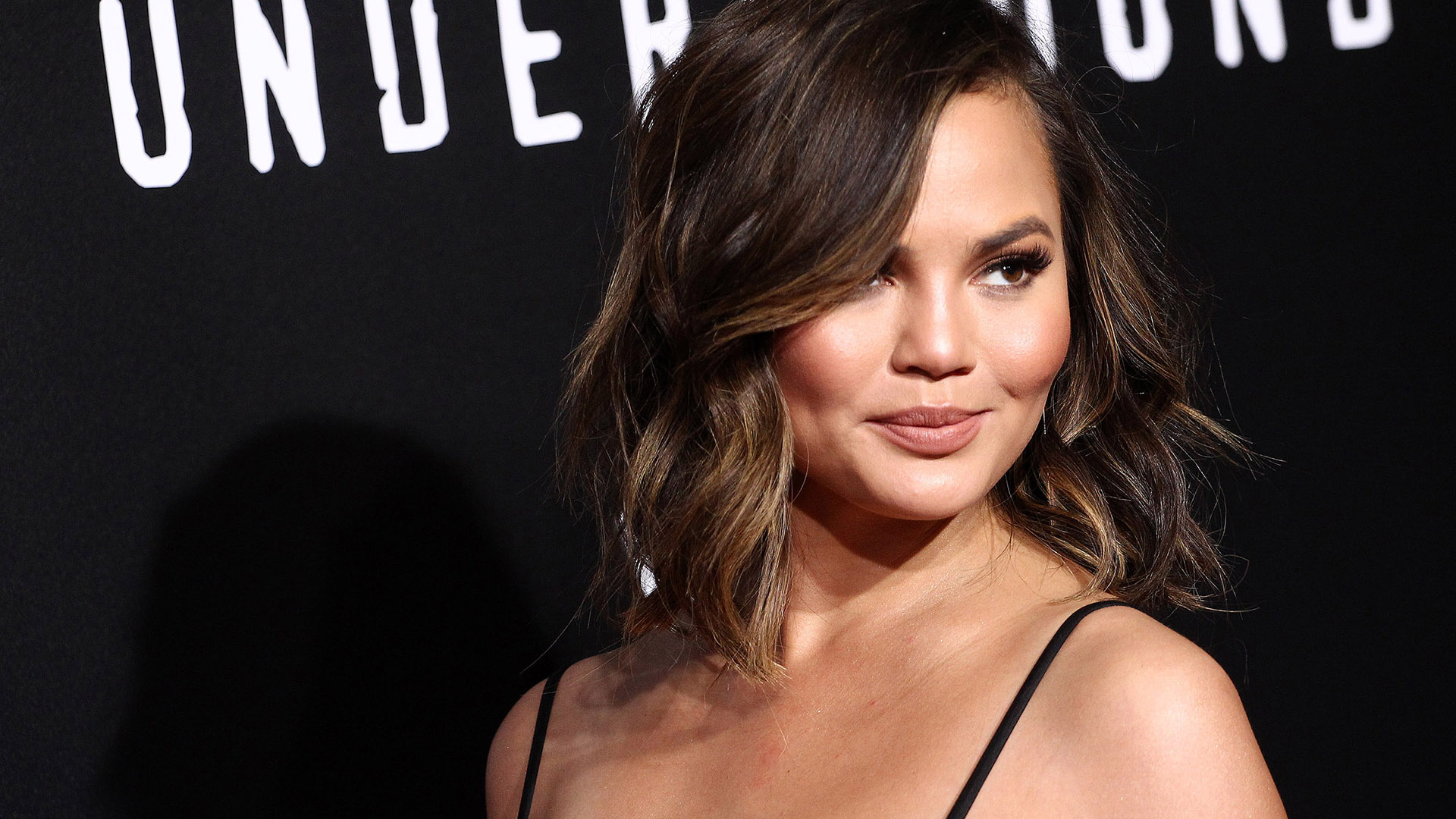 Chrissy Teigen Is Being Body-Shamed for the Size of Her Baby Bump