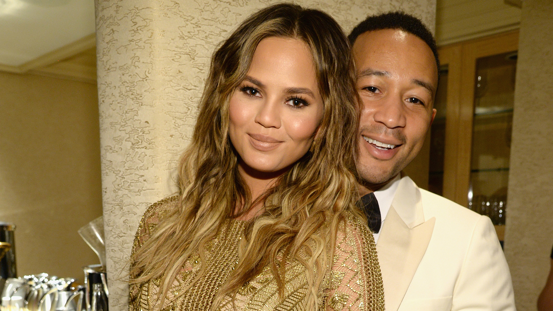 Chrissy Teigen's Dad Gave John Legend a Gift for His Penis for the Holidays