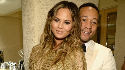 Chrissy Teigen Trolled John Legend So Hard on Instagram | StyleCaster