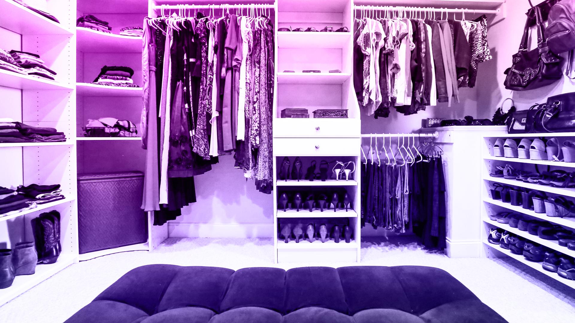 STYLECASTER | Closet Decluttering Guide