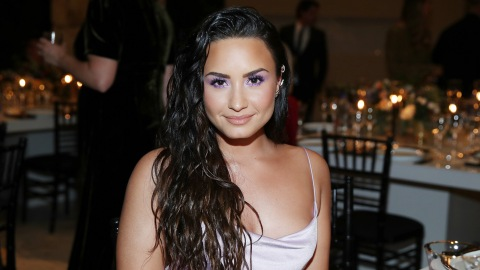 Demi Lovato Blasts TIME for Honoring Trump in #MeToo Issue   StyleCaster