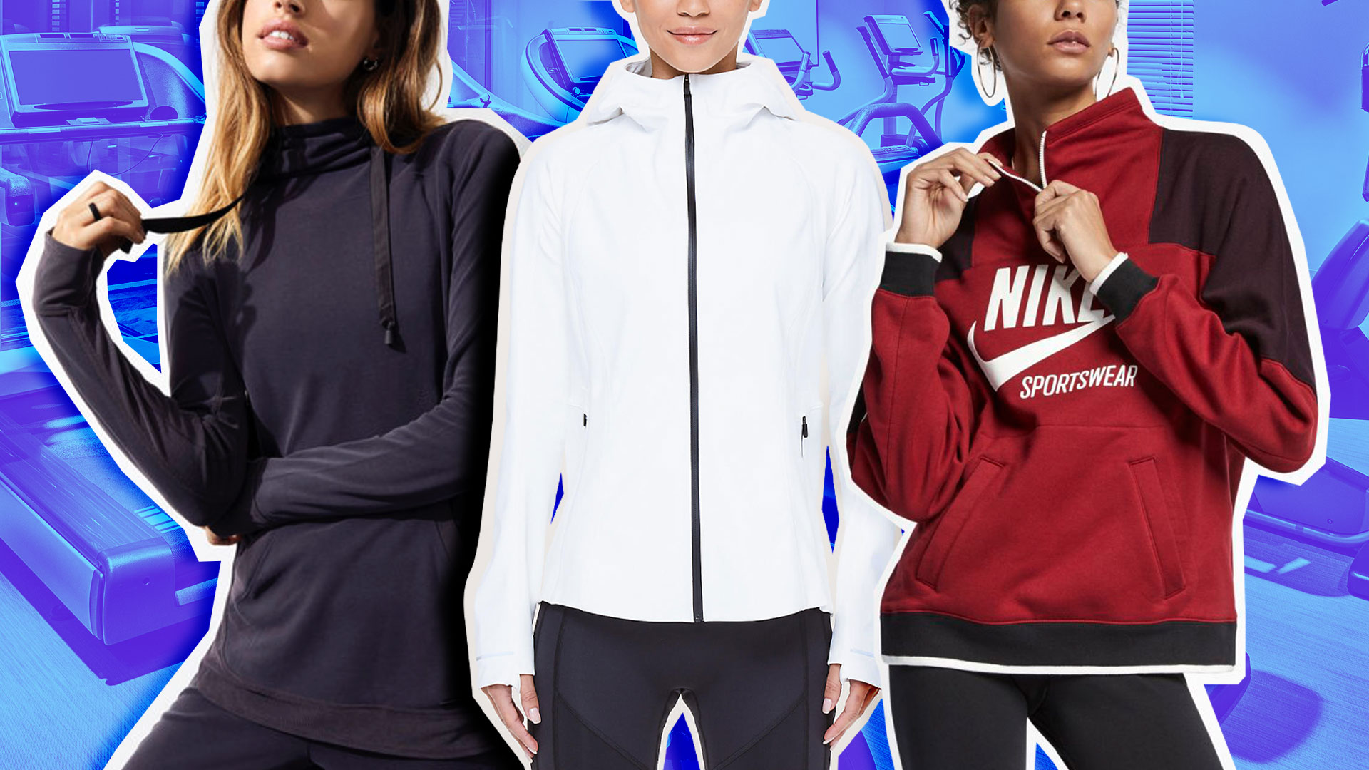 What to Wear the Gym When It Starts Getting Seriously Cold Out