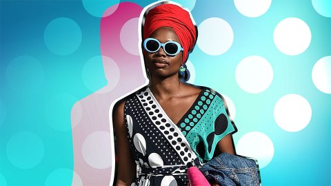 30 Very Chic Ways to Slay in a Headwrap | StyleCaster