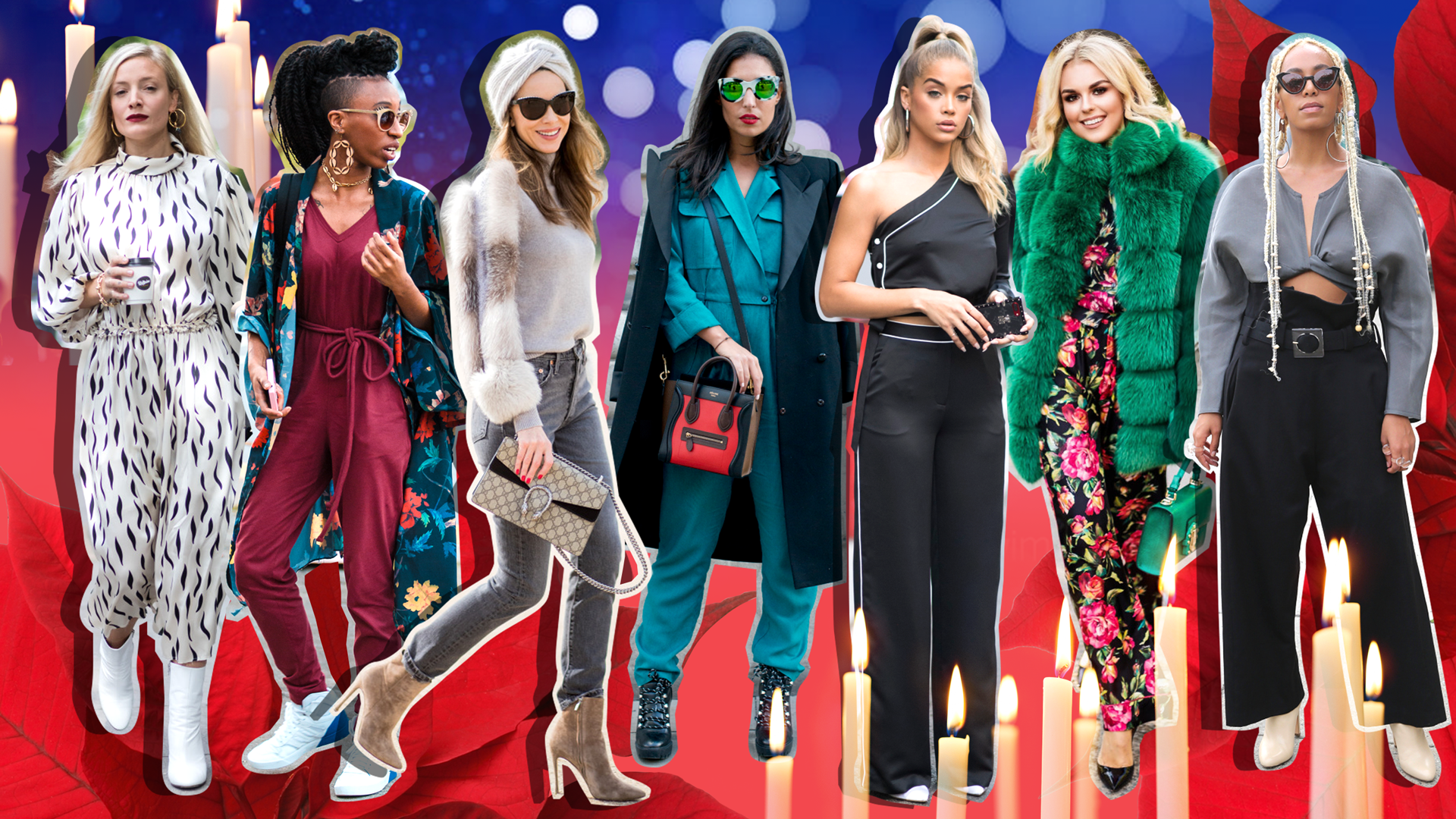 STYLECASTER | Holiday Party Outfit Ideas