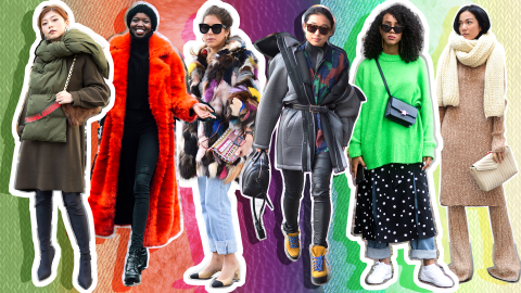 101 Ways to Look Hot When it's Cold | StyleCaster