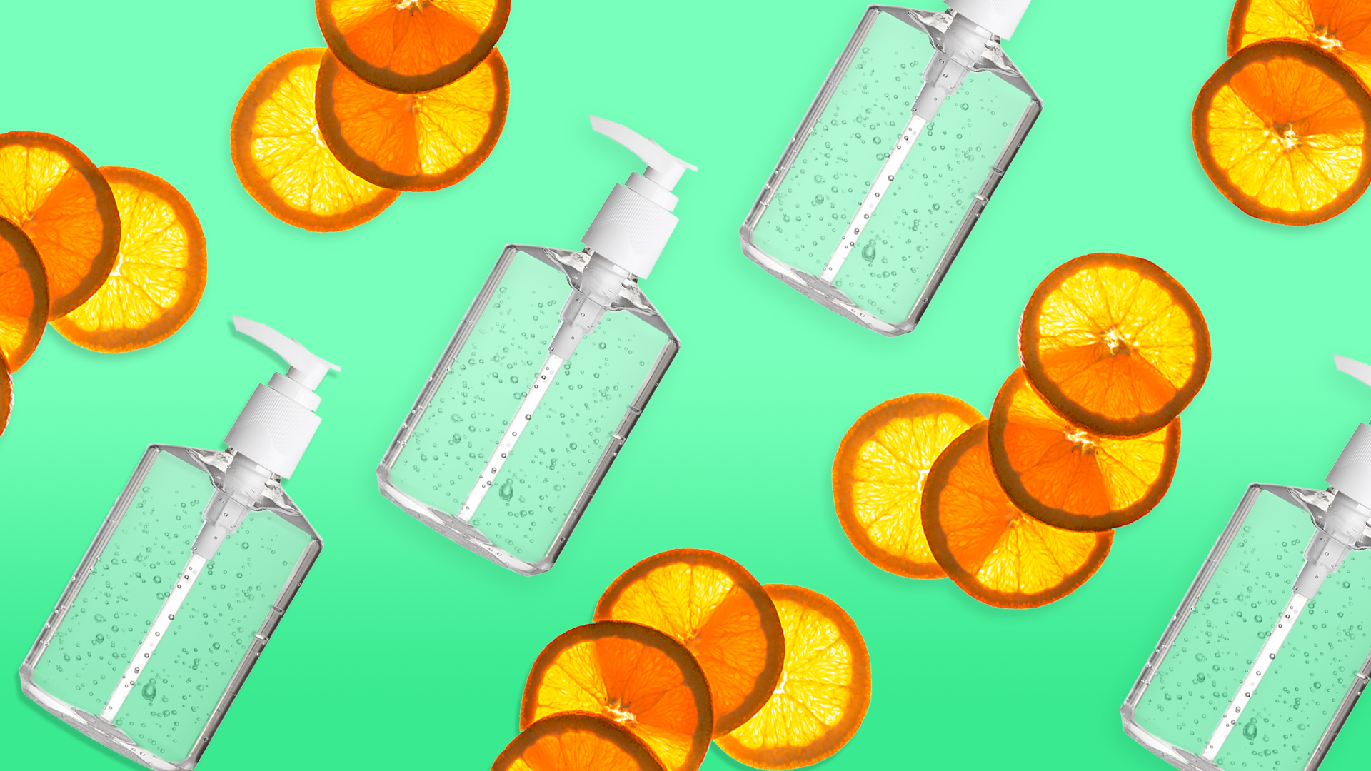 Hand Sanitizer & Immune Boosters