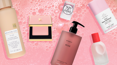 The Coolest Pink Beauty Products to 'Gram Immediately | StyleCaster