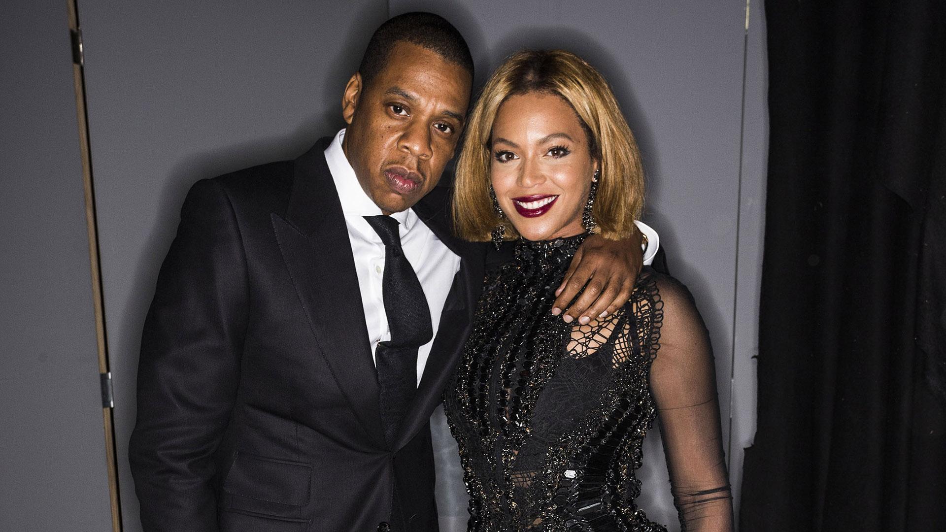 Jay Z & Beyonce.