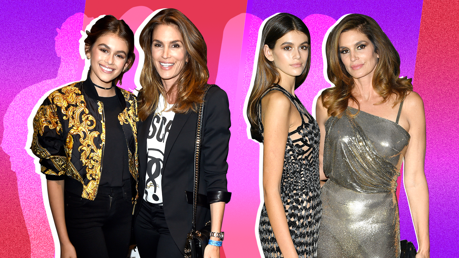 Every Time Kaia Gerber Looked Like a Carbon Copy of Cindy Crawford