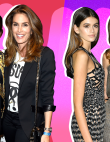 Can You Tell Kaia Gerber and Cindy Crawford Apart in These Pictures?