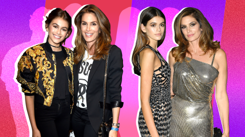 Can You Tell Kaia Gerber and Cindy Crawford Apart in These Pictures? | StyleCaster