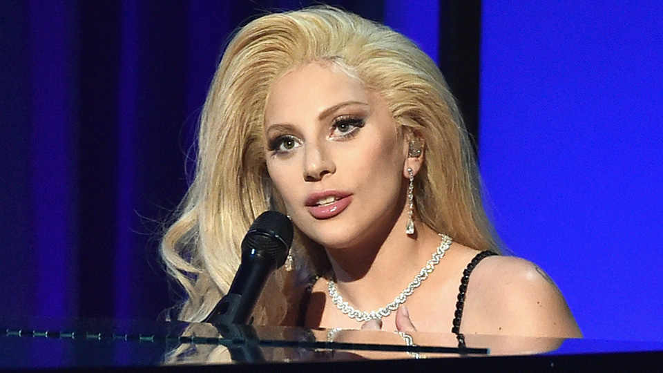 Lady Gaga Might've Shown Off Her Engagement Ring, and the Diamond Is Huge