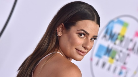 How Lea Michele Fakes Second-Day Hair | StyleCaster