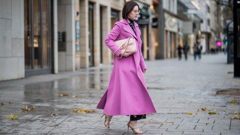 Yes, You Need a Floor-Sweeping Coat This Winter | StyleCaster