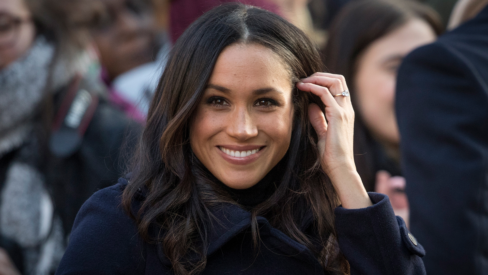 Meghan Markle's Freckles Were Photoshopped Out by a Magazine, and People Are Pissed