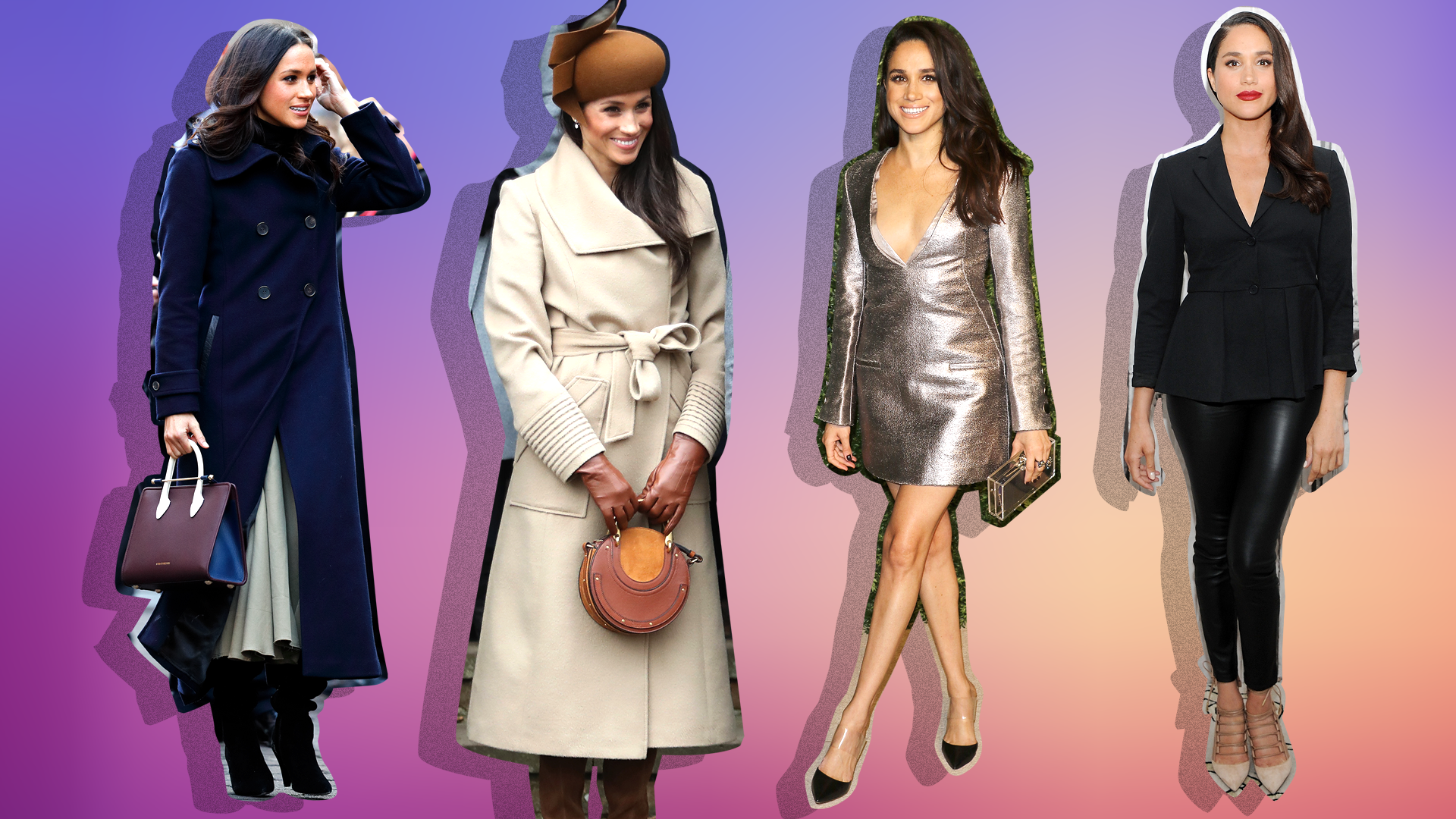 45 Meghan Markle Outfits that Prove She Was Destined for Fashion Royalty