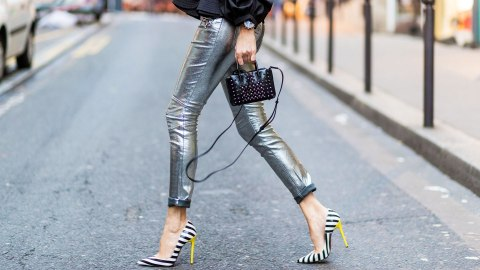 Embellished Pants to Break You Out of Your Basic Skinny Jean Rut | StyleCaster